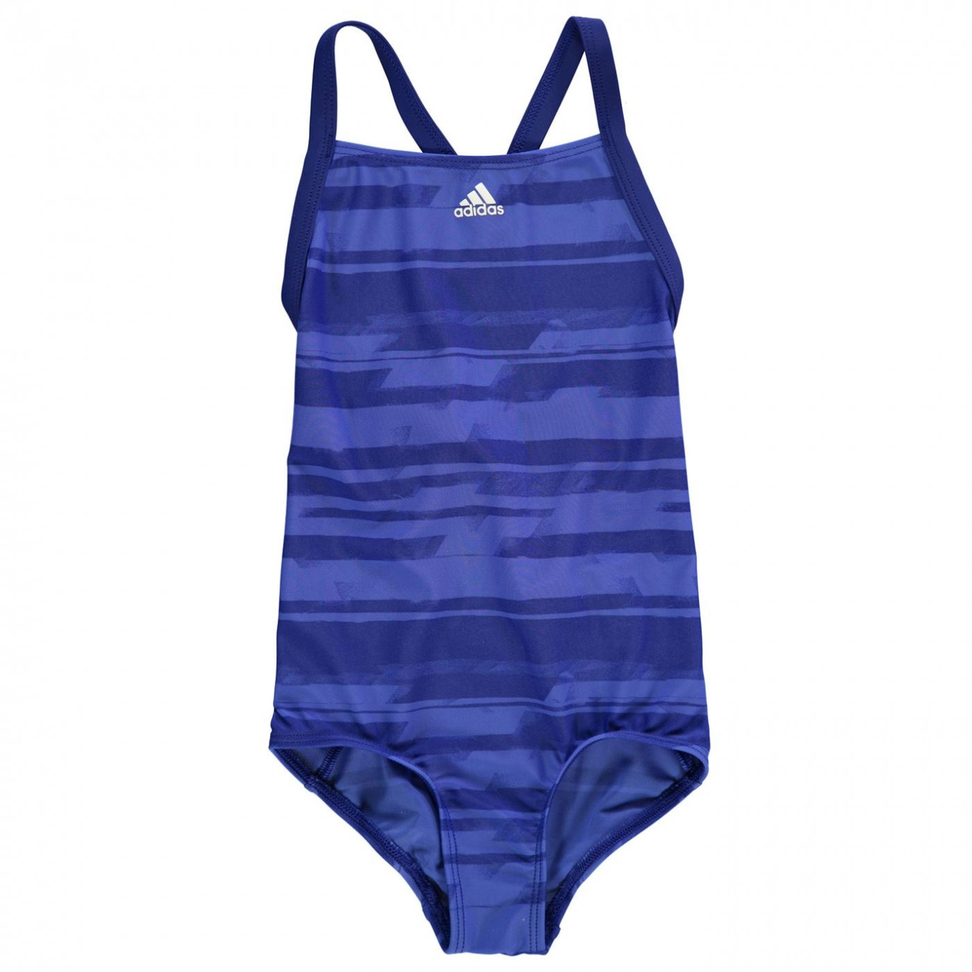 Adidas AOP Swimsuit Junior Girls