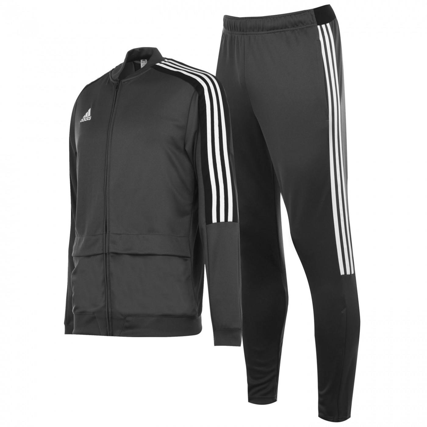 Adidas Sereno Pro Tracksuit Mens