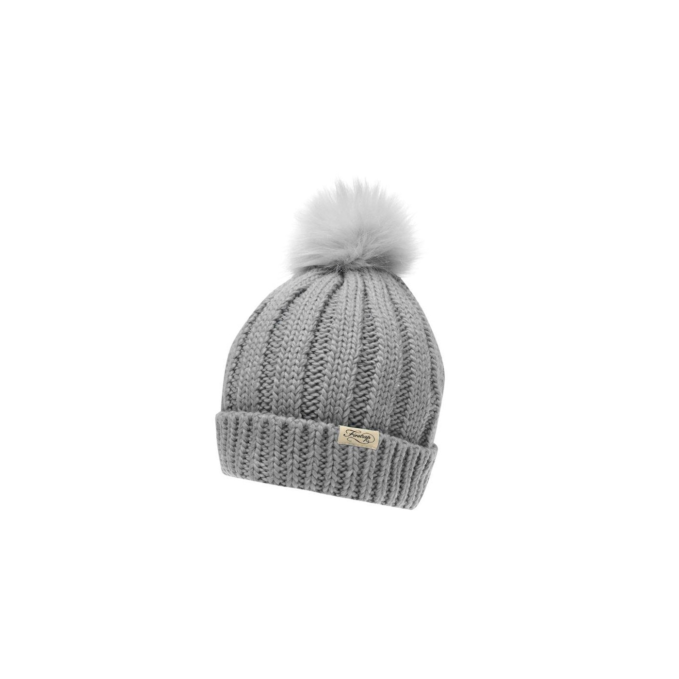 Firetrap Cable Knit Hat Ladies
