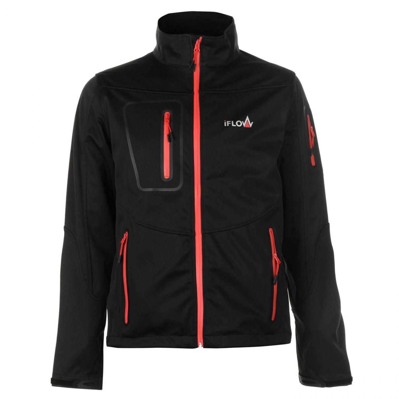 IFlow Softshell Jacket Mens