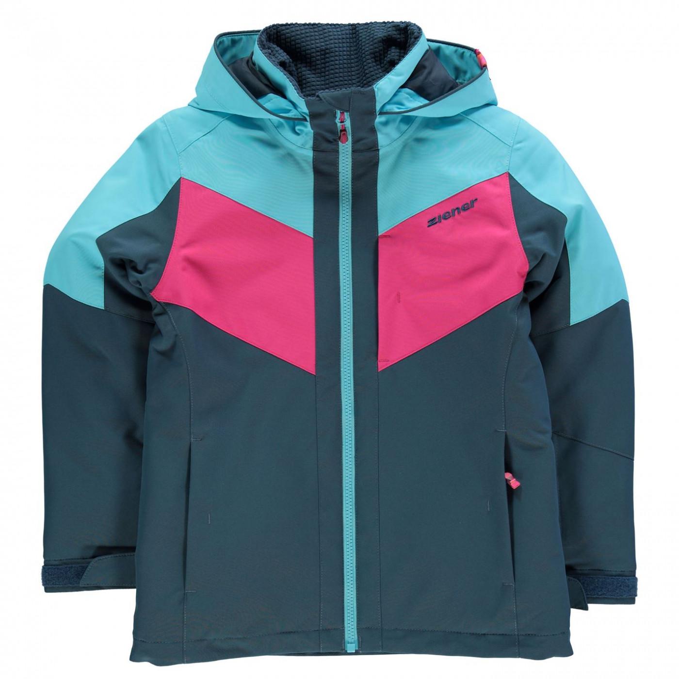 Ziener Amila Ski Jacket Junior Girls