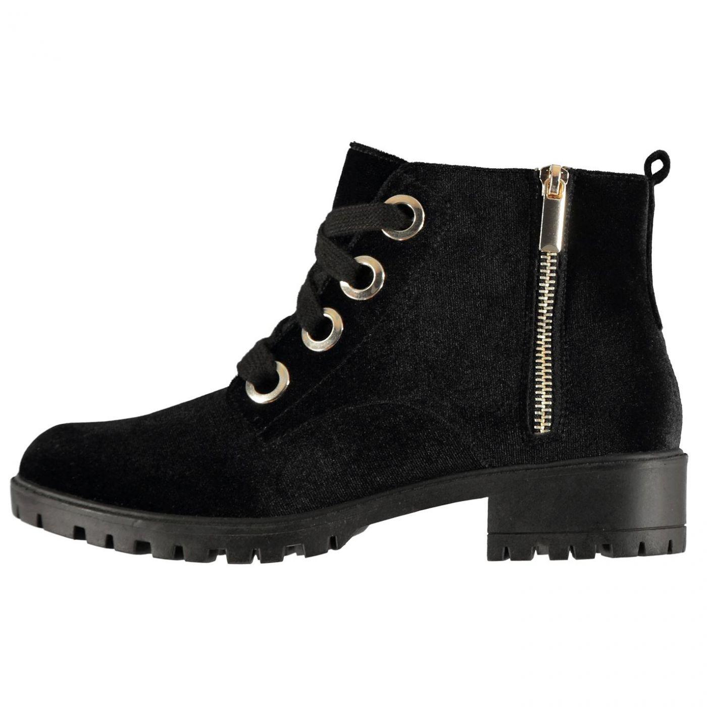 Miso Pisco Lace Ladies Boots