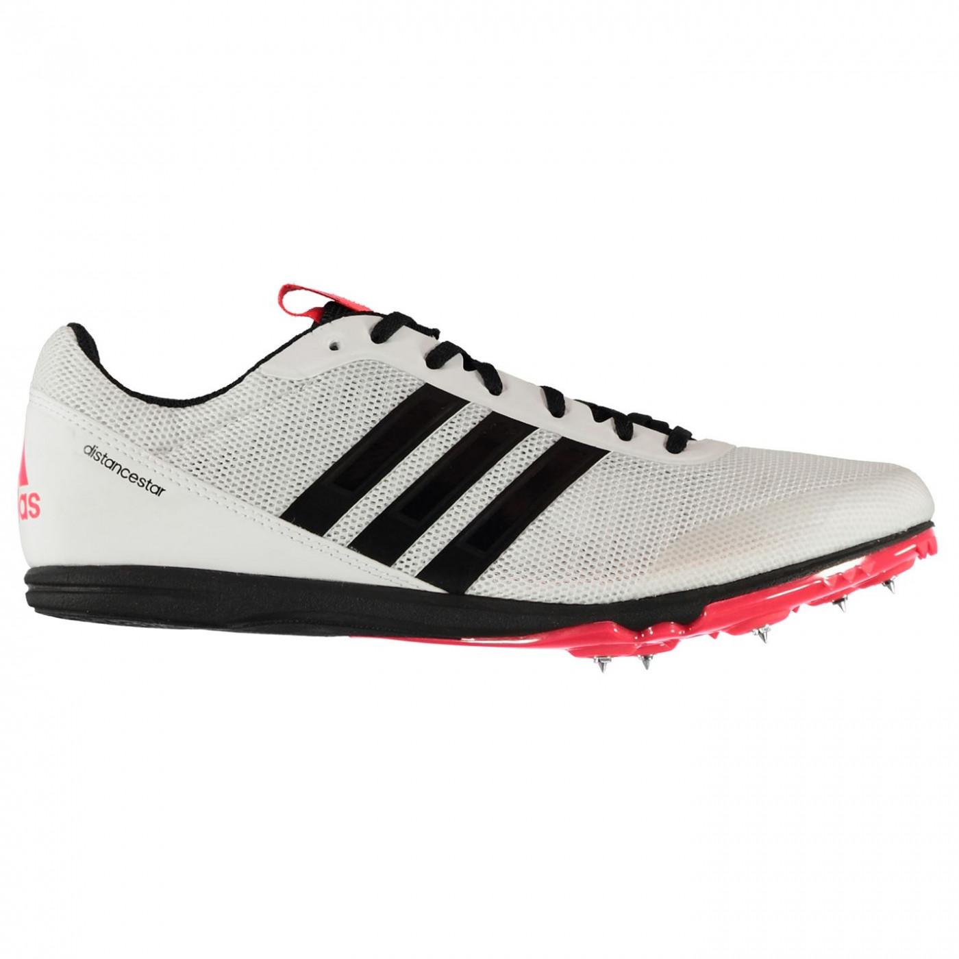Adidas Distancestar Mens Running Spikes