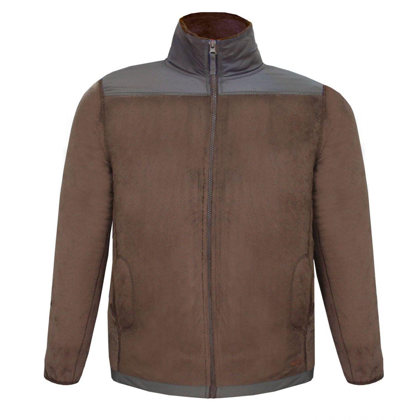 Lee Cooper Fleece Jacket Mens
