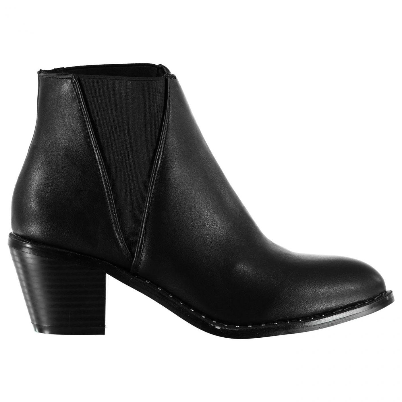 Topway Heeled Boots Ladies