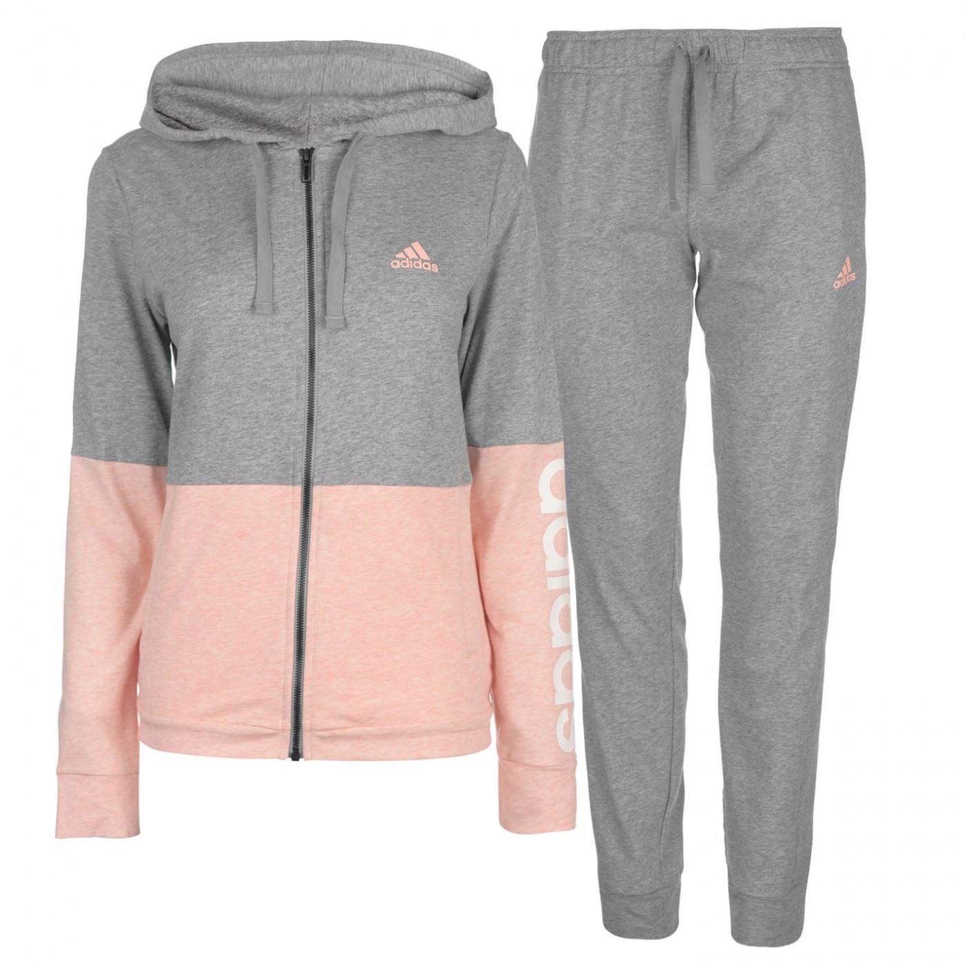 f1ca6006bb5f Adidas Marker Tracksuit Ladies - FACTCOOL