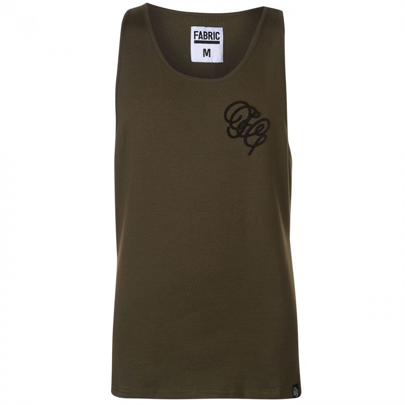 Fabric Embroidered Vest