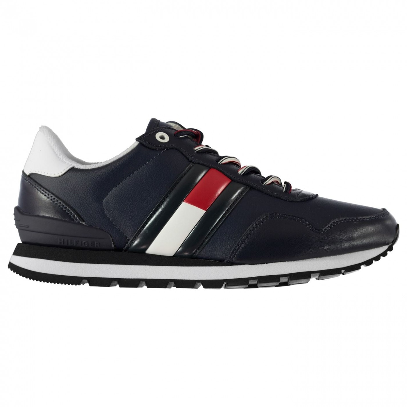 Tommy Jeans Baron Leather Trainers