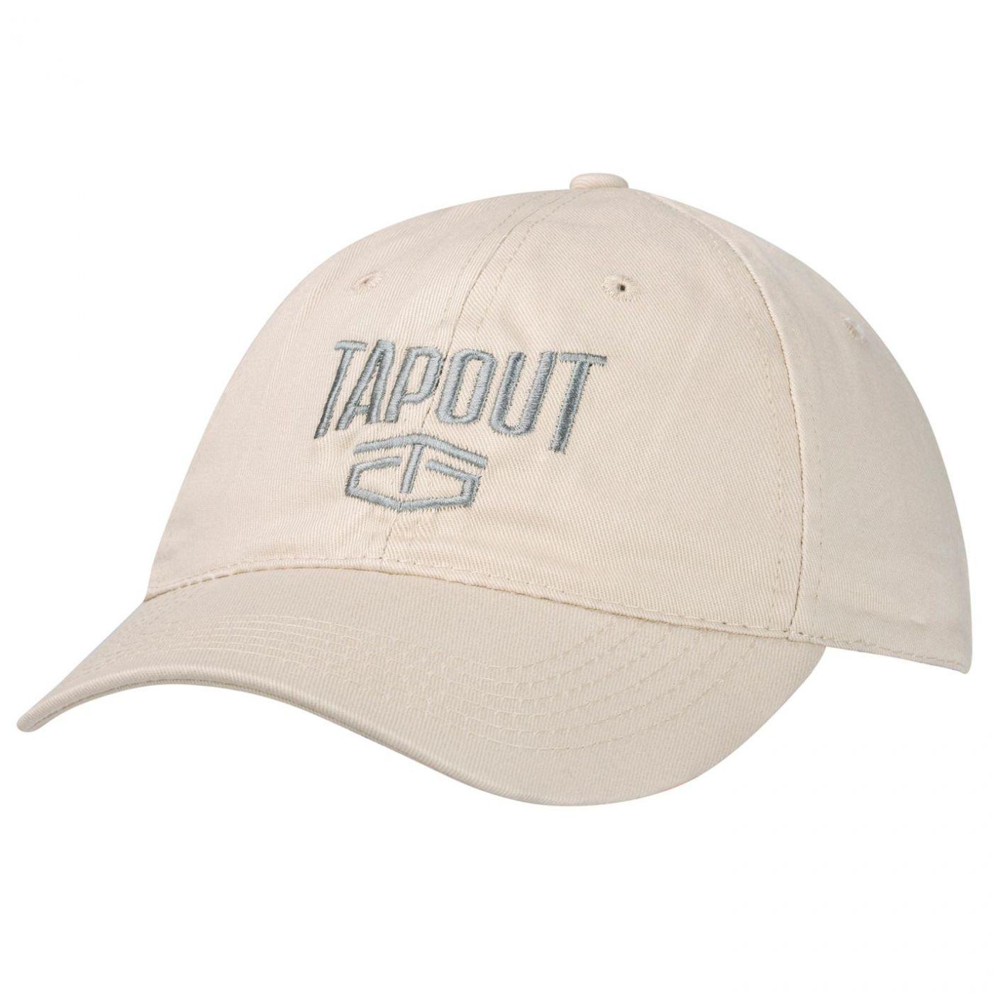 Tapout Large Logo Baseball Cap