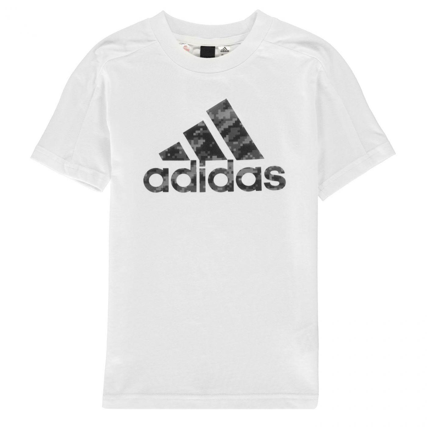 Adidas Sport ID T Shirt Junior Boys
