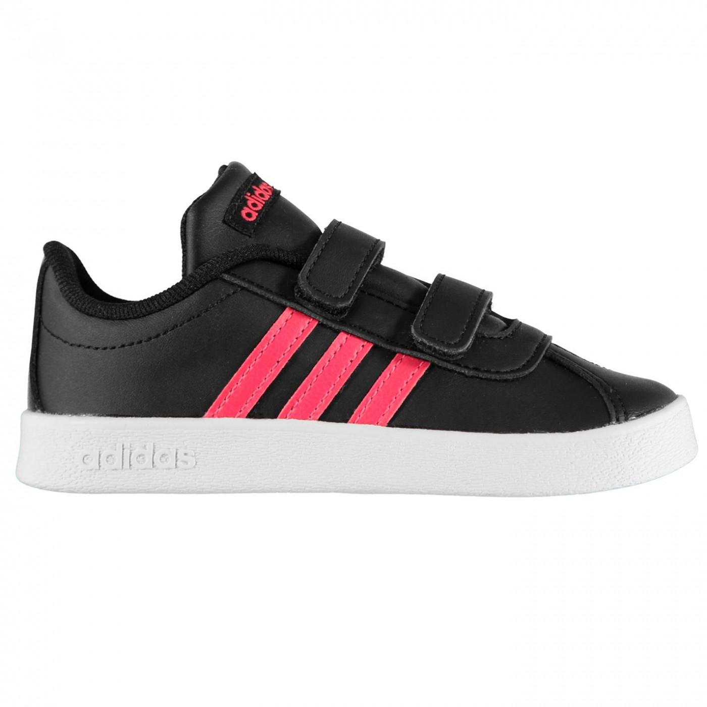 Adidas VL Court Shoes Infant Girls
