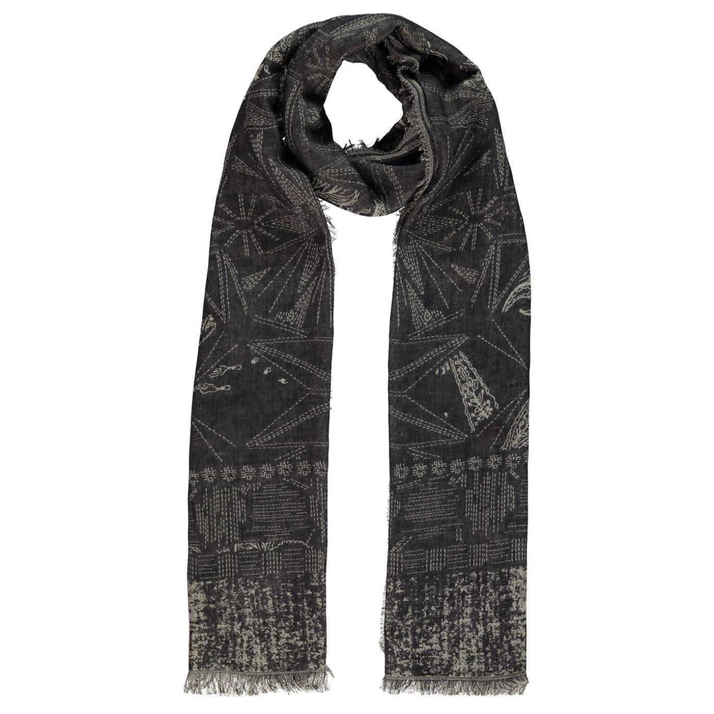 Maison De Nimes Maison Starry night jacquard scarf Womens