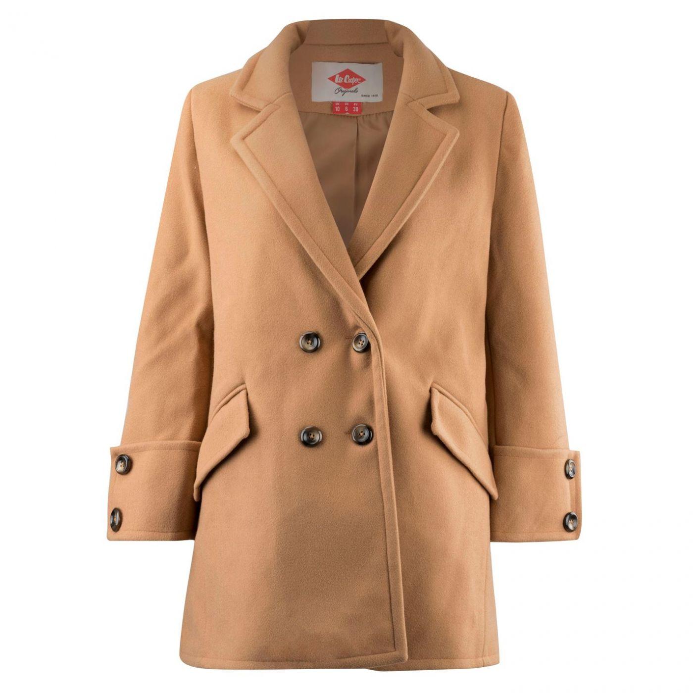 Lee Cooper Overcoat Ladies