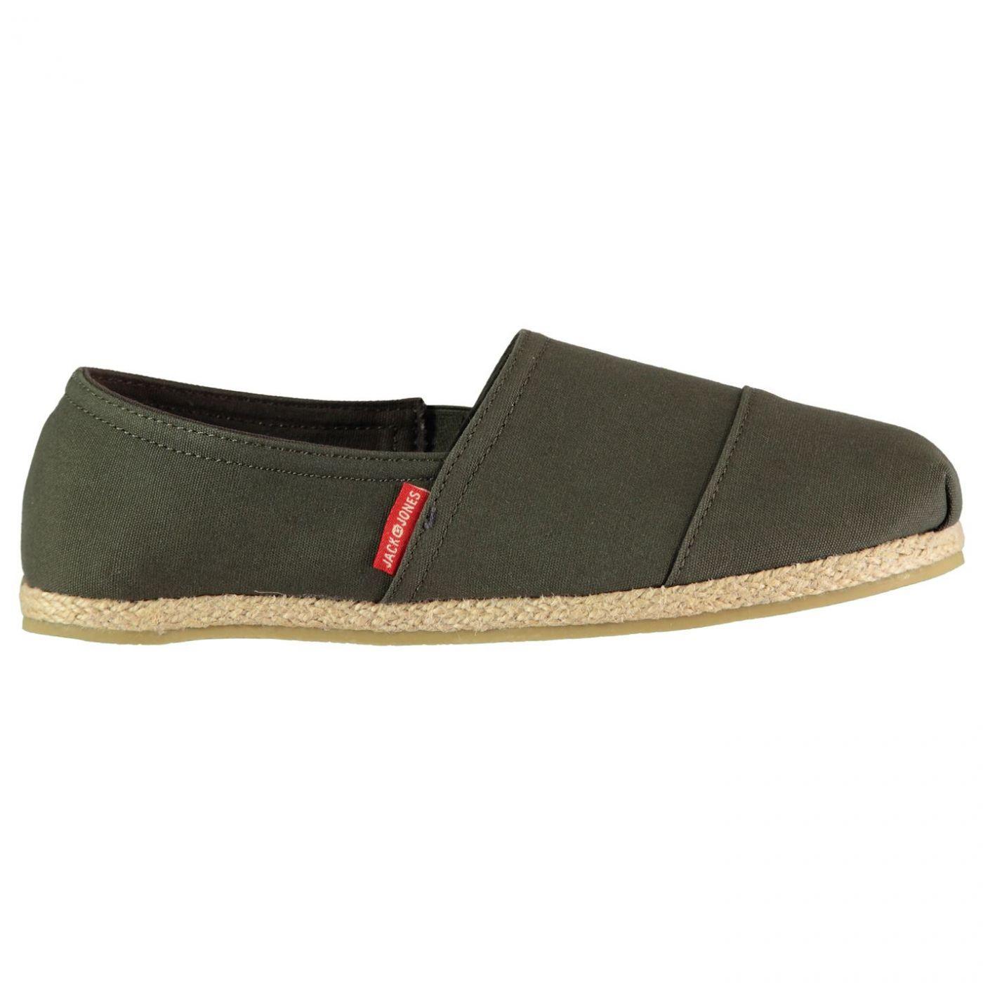 Jack and Jones Espadrille Canvas Shoes