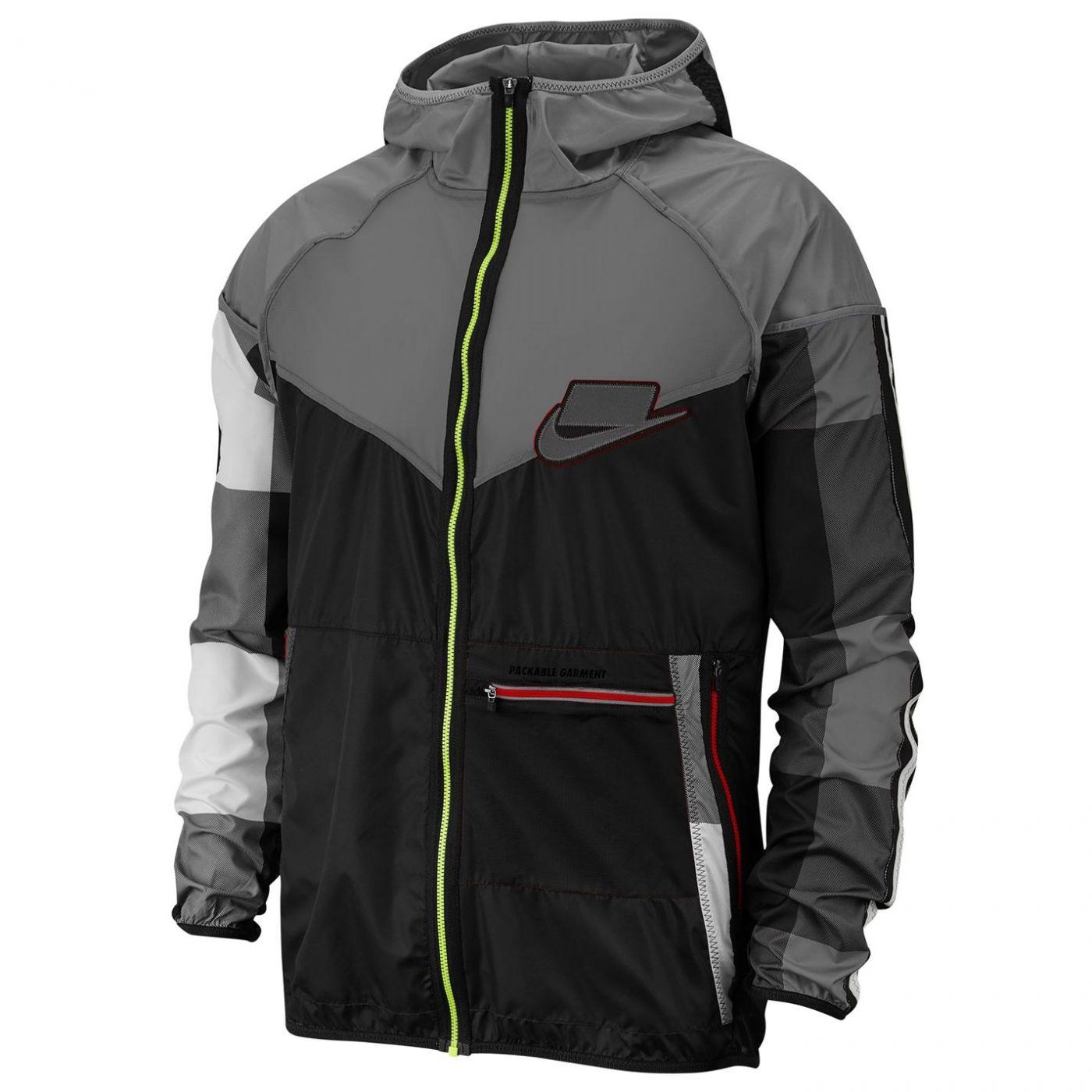 Nike Wild Run Windrunner Jacket Mens