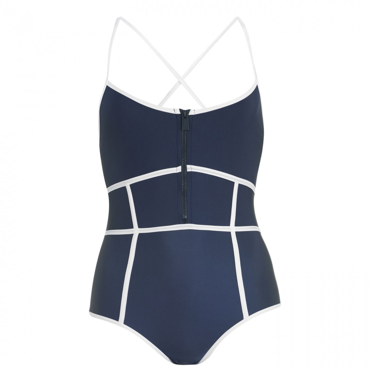 SoulCal Panelled Swimsuit