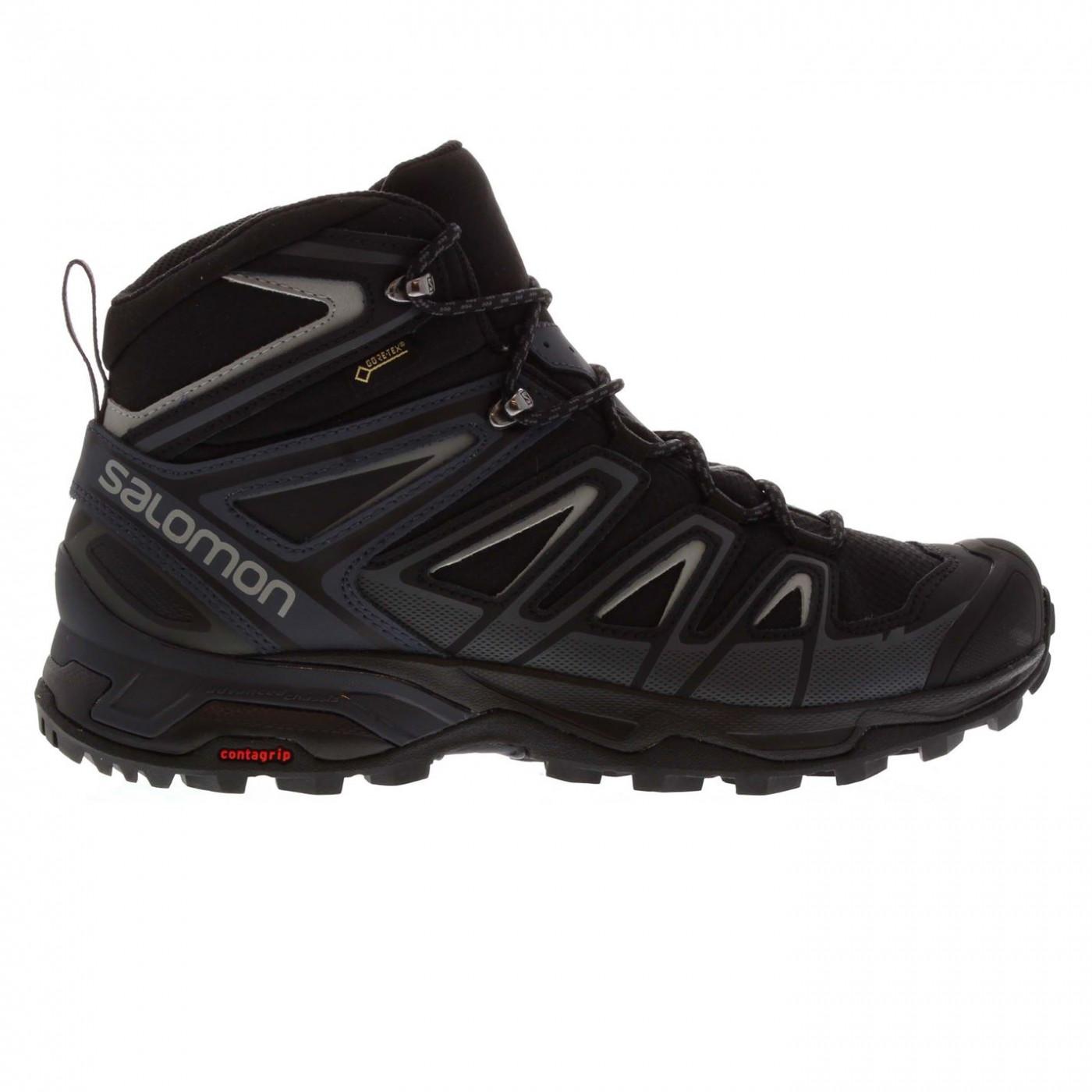 Salomon X Ultra 3 GTX Mid Mens Walking Shoes