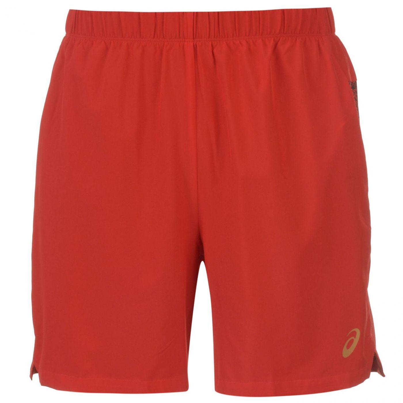 Asics 2-in-1 Running Shorts Mens