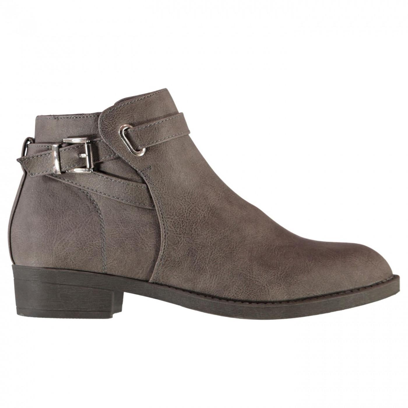 Miso Buckle Ladies Boots