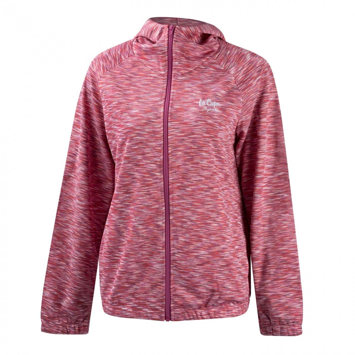 Lee Cooper Track Hoody Ladies