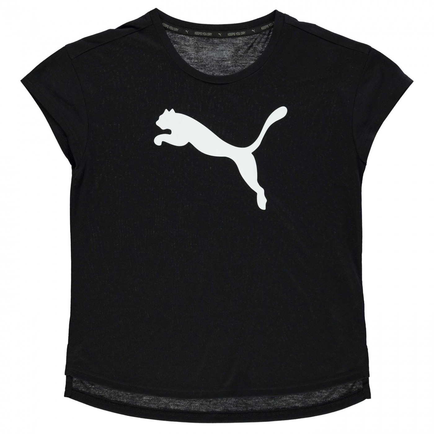 Triko Puma Urban Sport Training T Shirt detské Girls