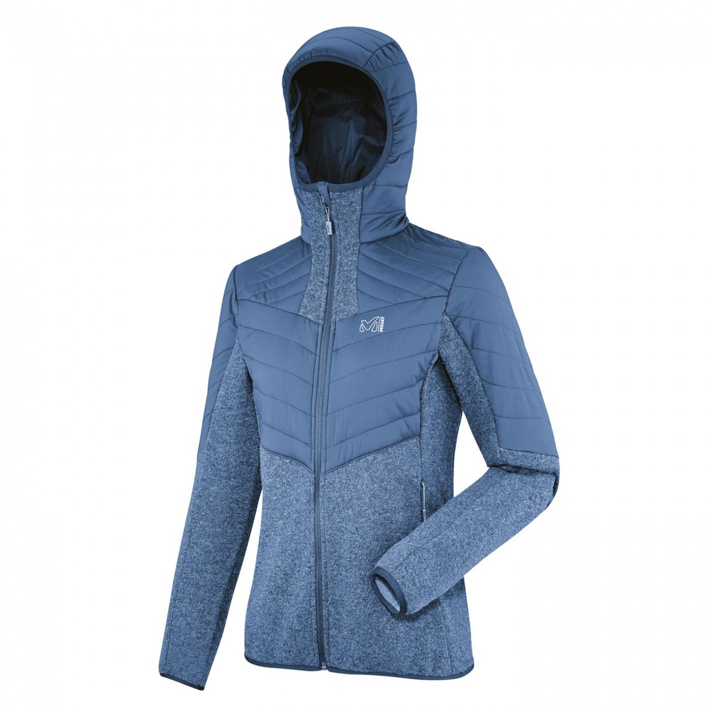 Millet Dual Wool Jacket Ladies