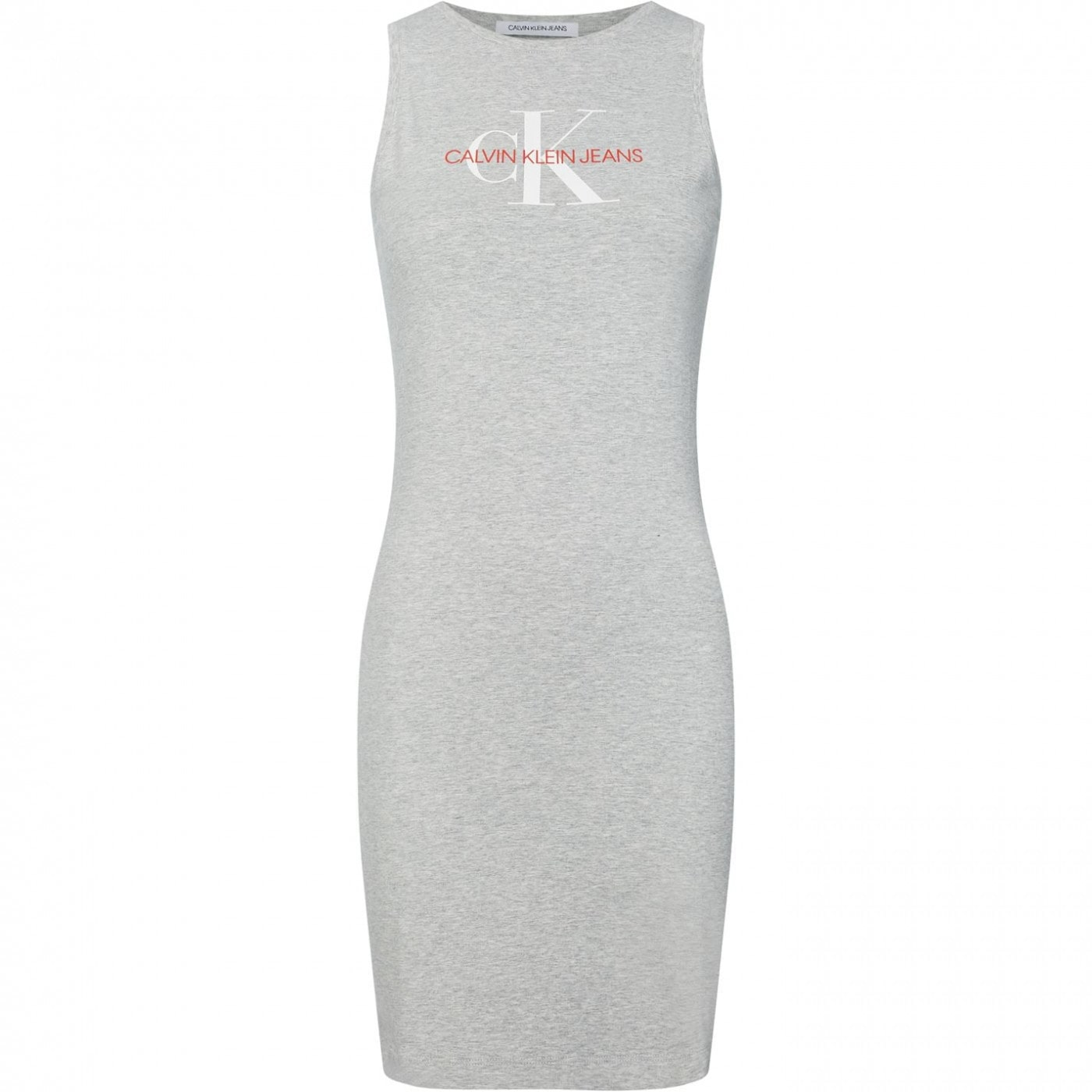 Calvin Klein Jeans Mono Tank Dress