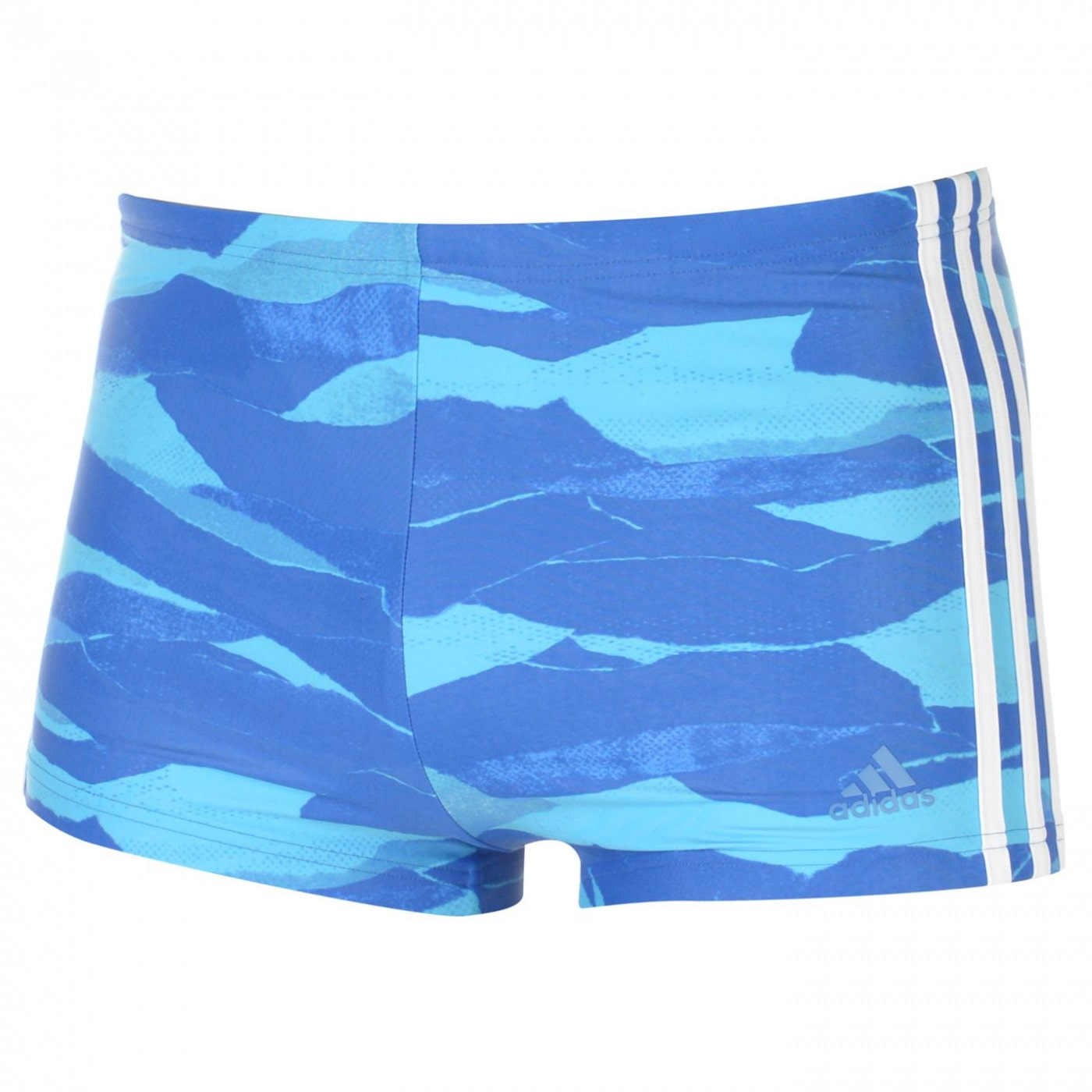 Adidas 3S FIT Swim Shorts Mens