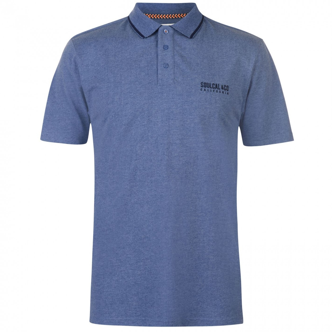 SoulCal Signature Polo Shirt Mens