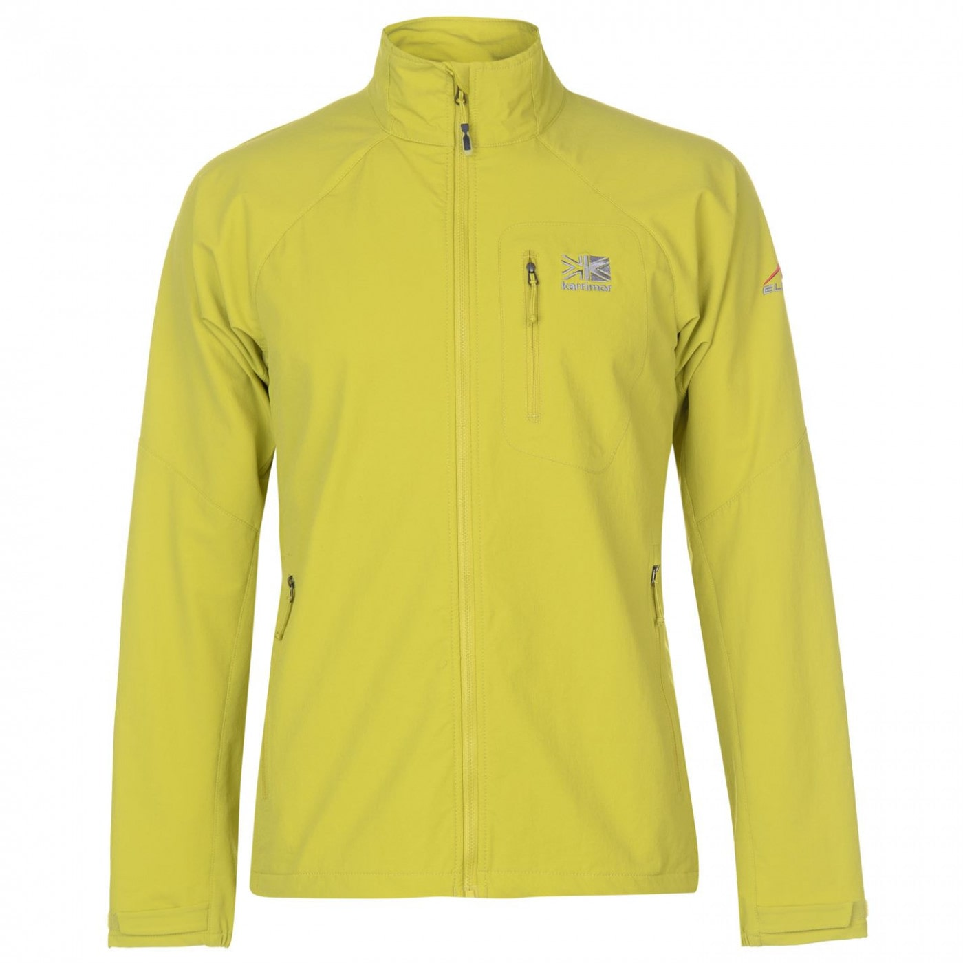 Karrimor Hot Earth Soft Shell Jacket Mens