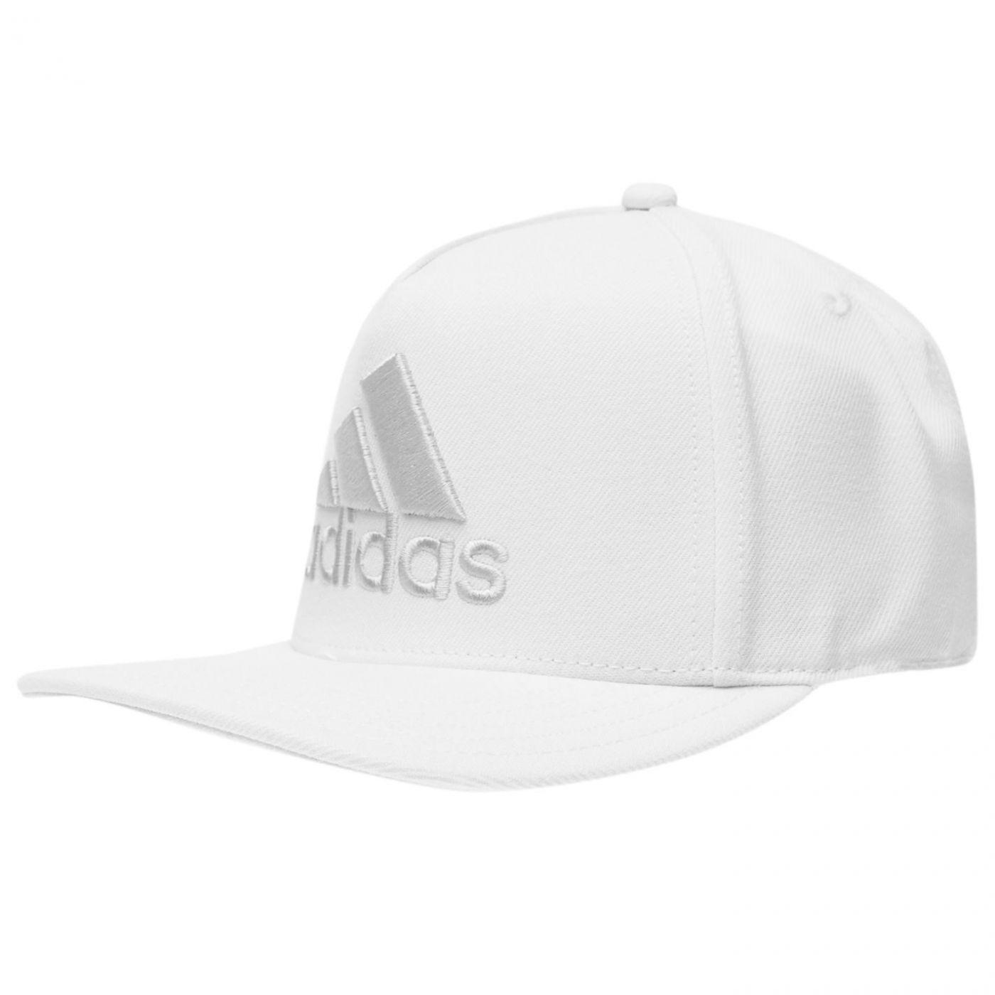 Adidas Linear Flatpeak Cap