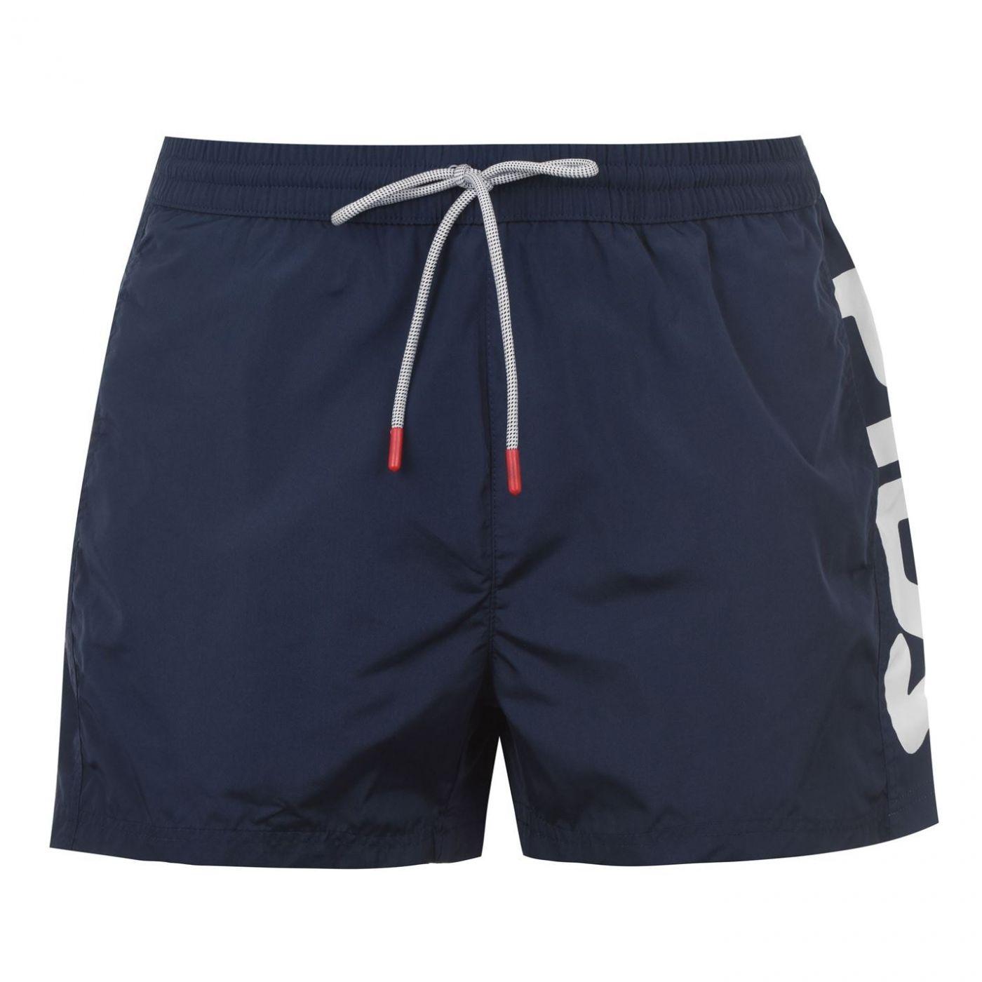 Fila Unlined Swim Shorts Mens