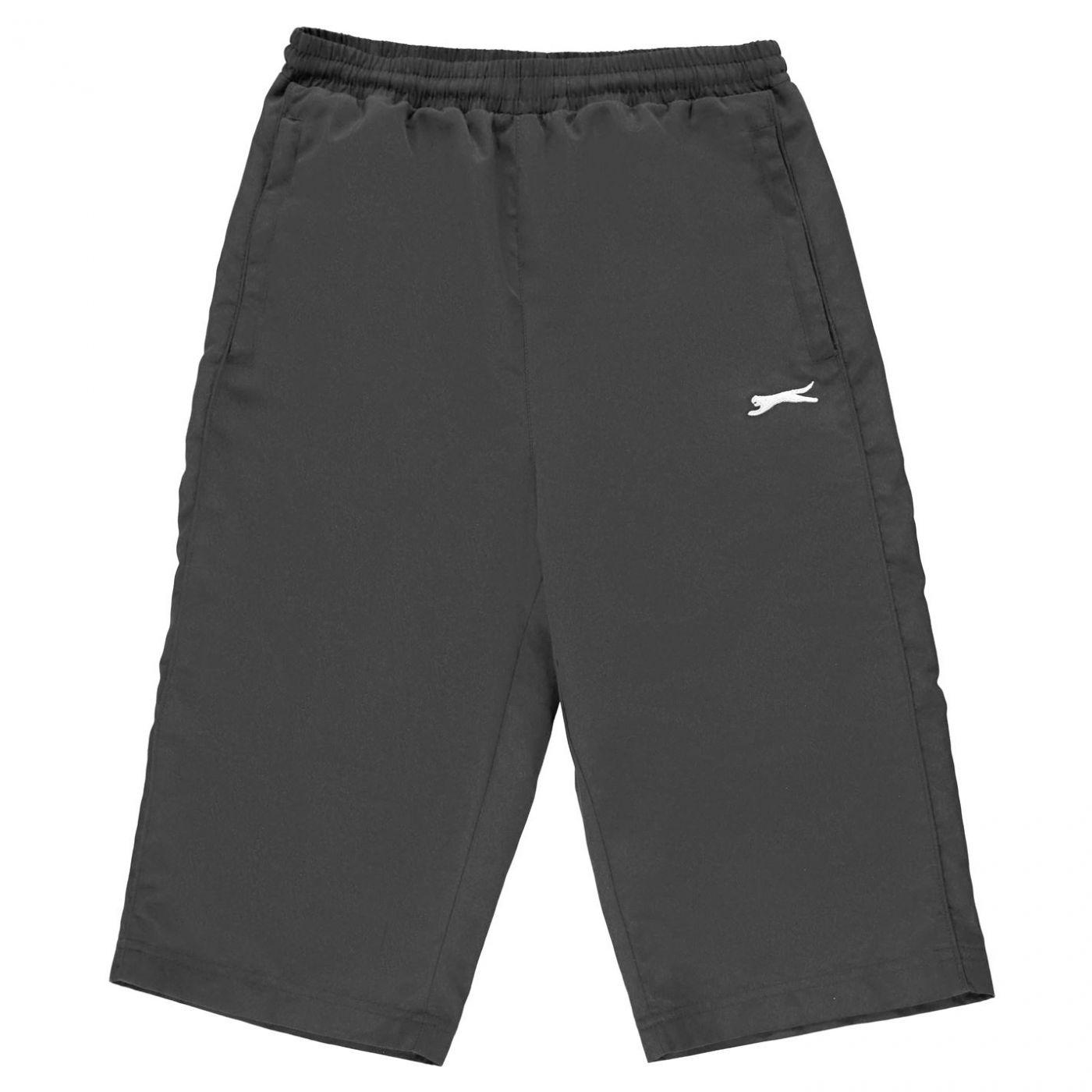 Slazenger Three Quarter Track Pants Junior Boys