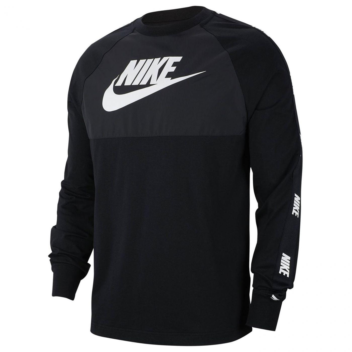 Nike Hybrid Flc CrewSn02