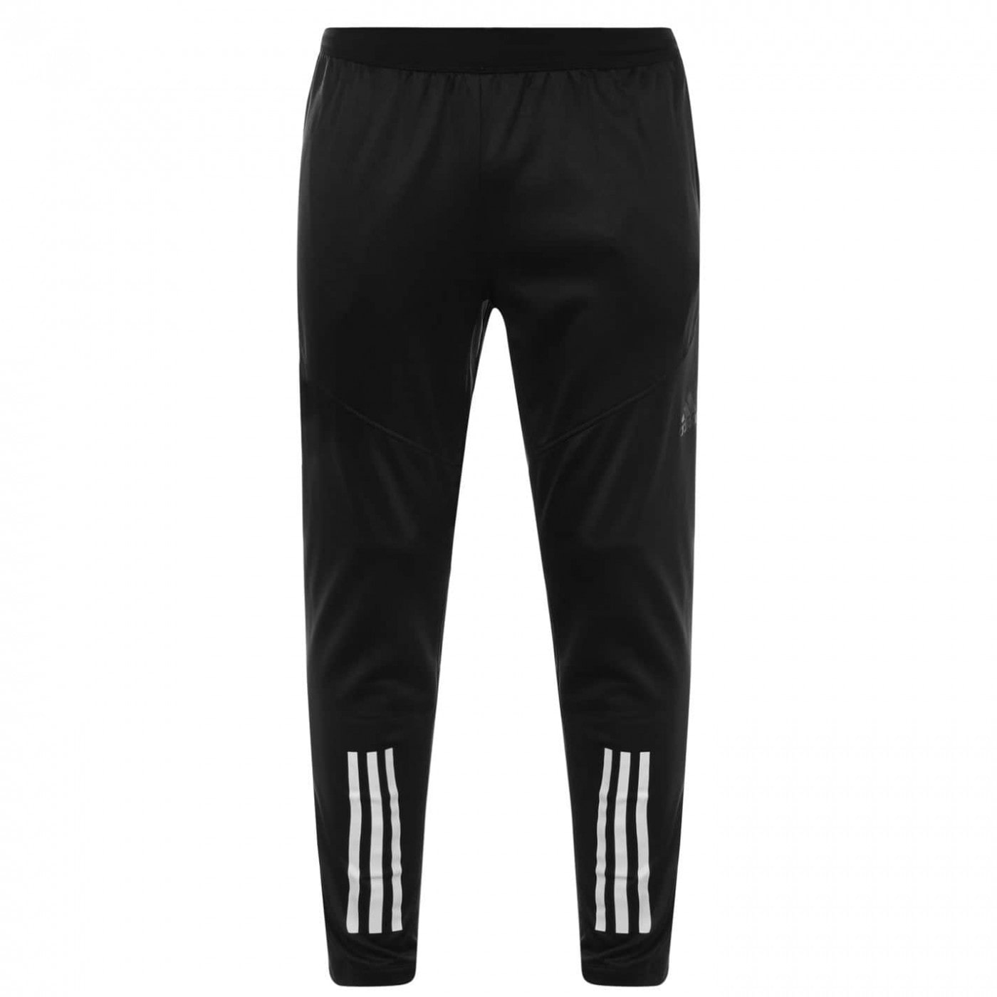 Adidas 3 Stripe Tracksuit Bottoms Mens