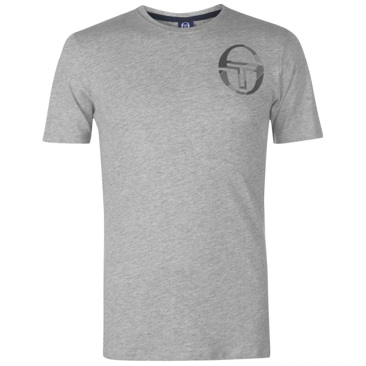 Sergio Tacchini Zang T Shirt Mens