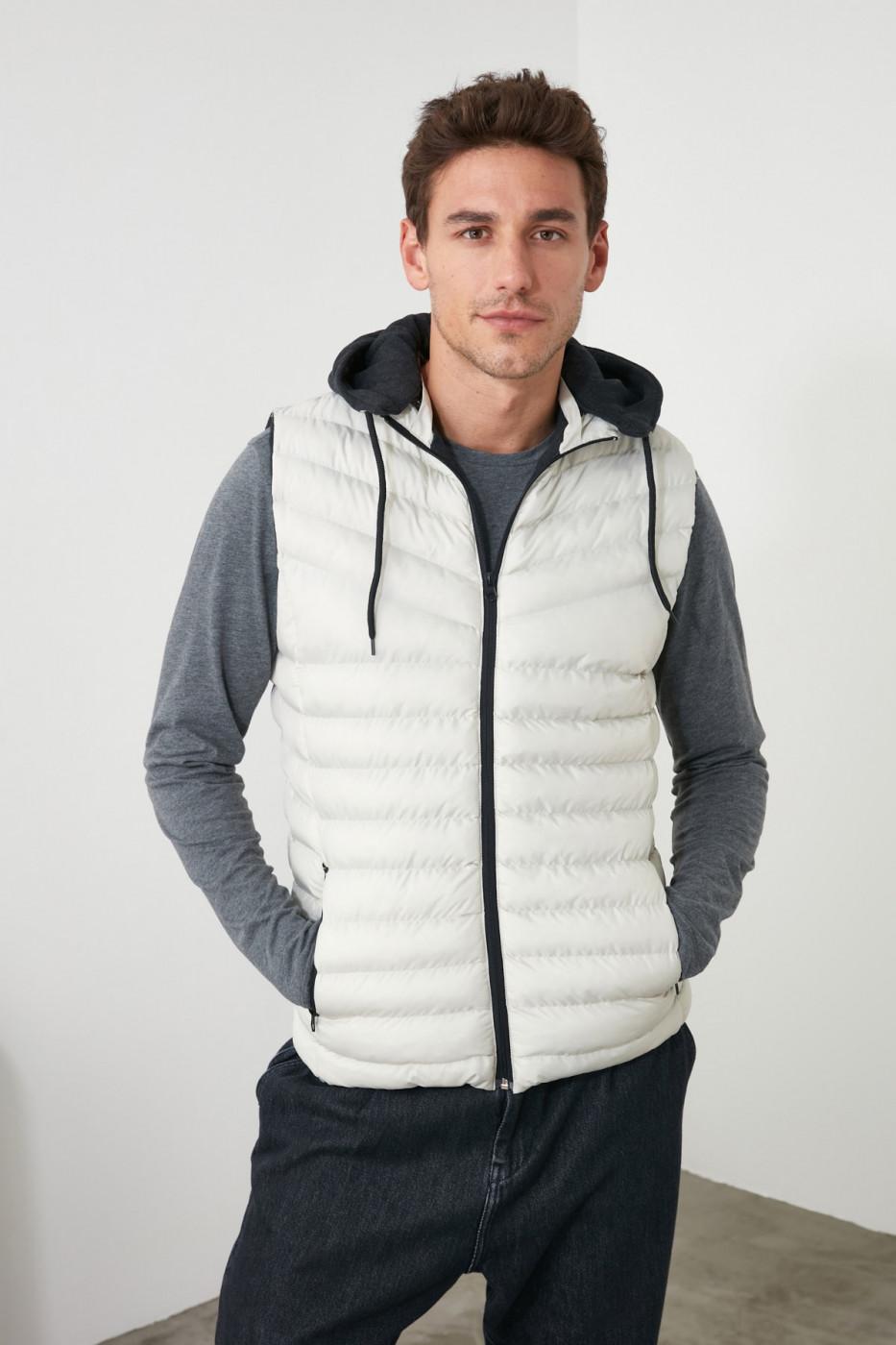 Trendyol Stone Men's Vest