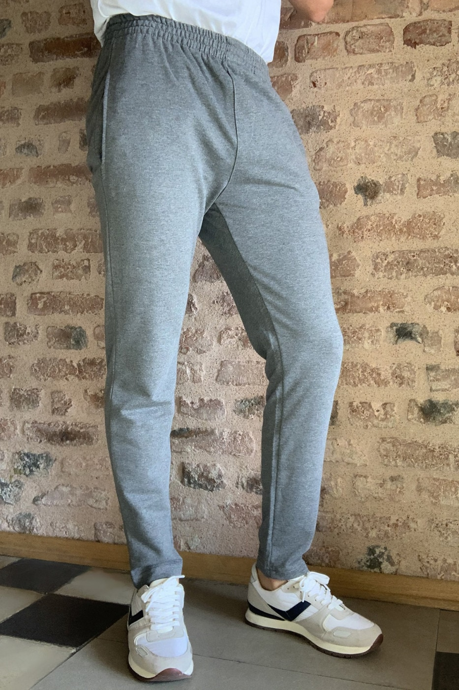 Trendyol Anthracite Male Tracksuit bottom