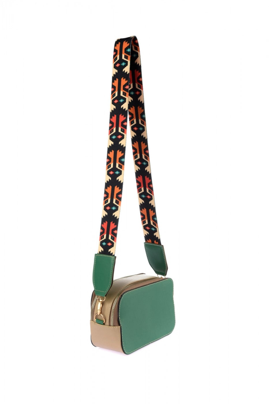 Trendyol Green Strap Detailed Shoulder bag