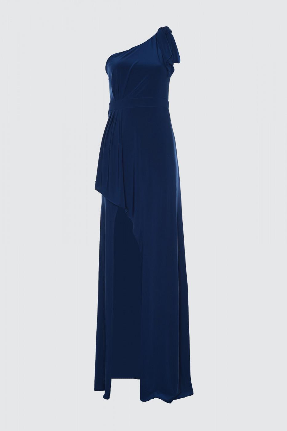 Trendyol Saks Single Shoulder Evening Evening & Graduation Dress