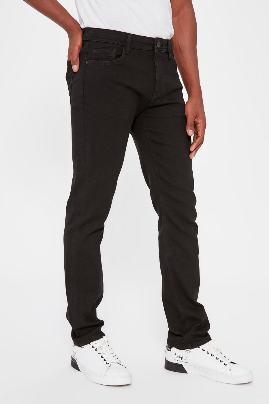 Trendyol Black Male Straight Jeans