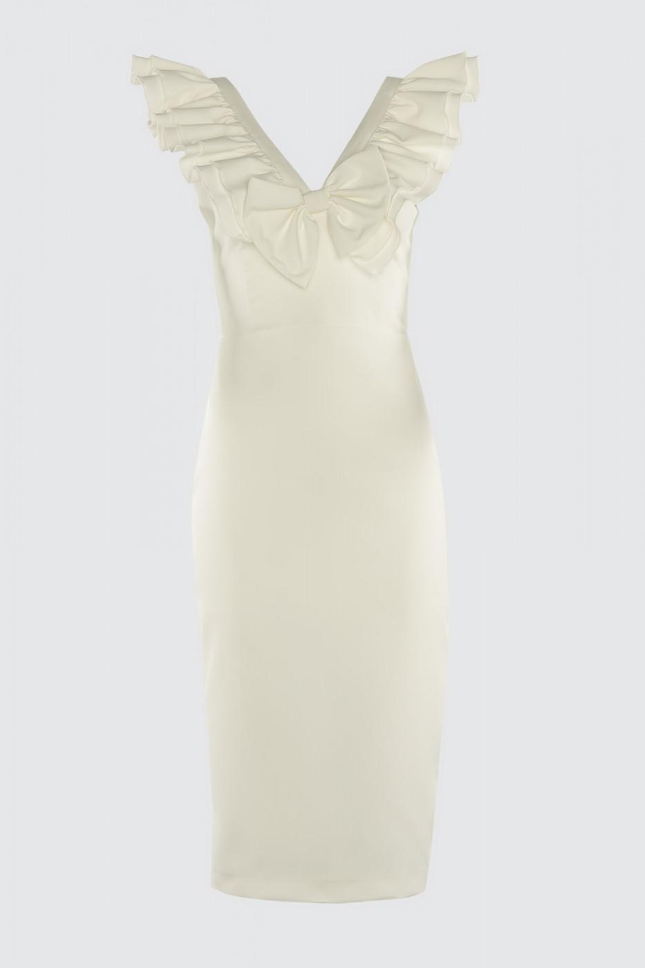 Women's dress Trendyol Bow detailed