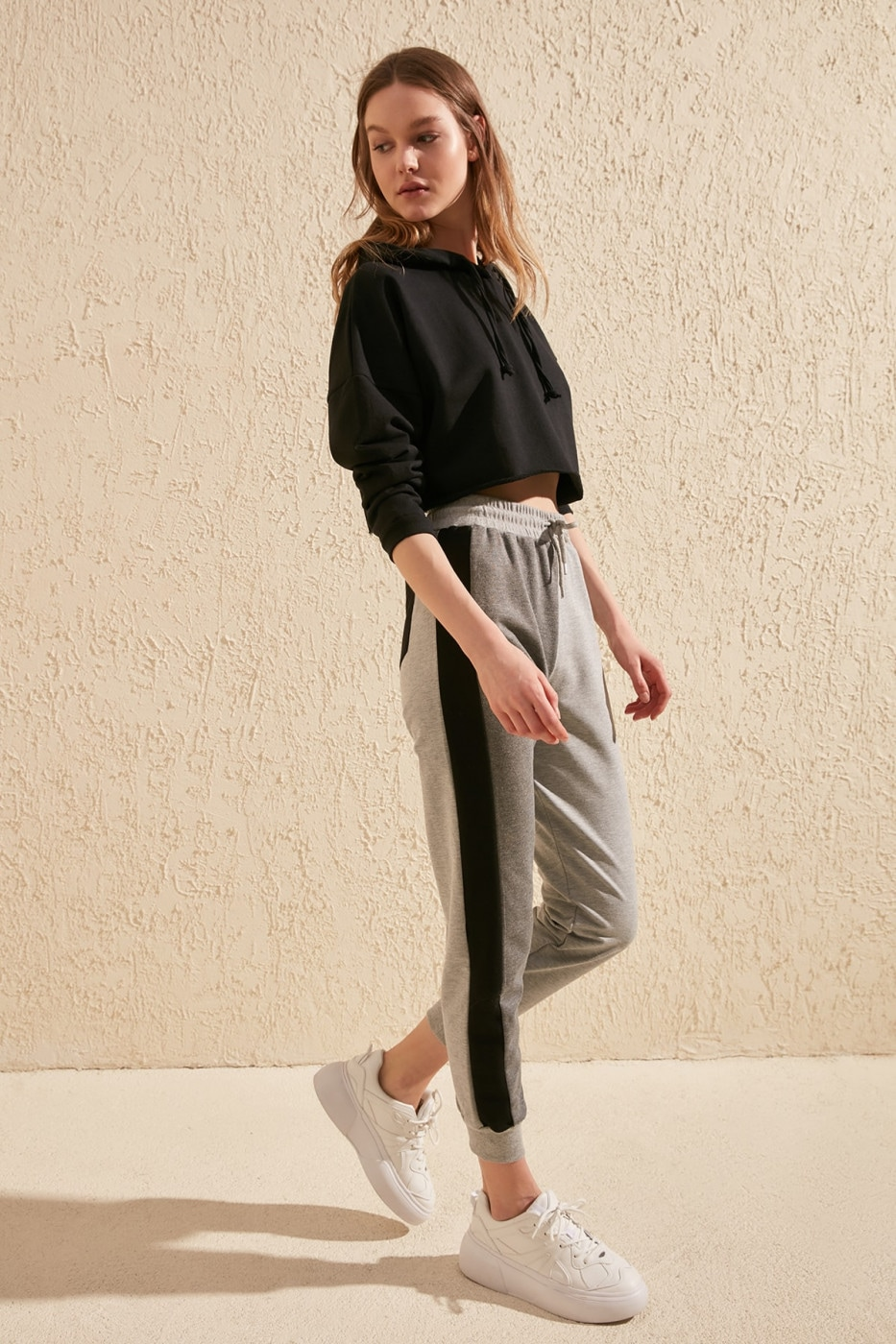 Trendyol Multi-Color Knitted Tracksuit bottom