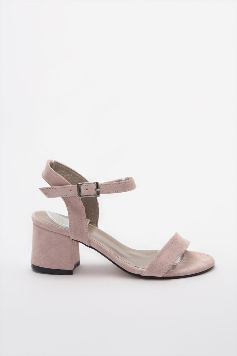 Trendyol Ten Suede Women Classic Heels
