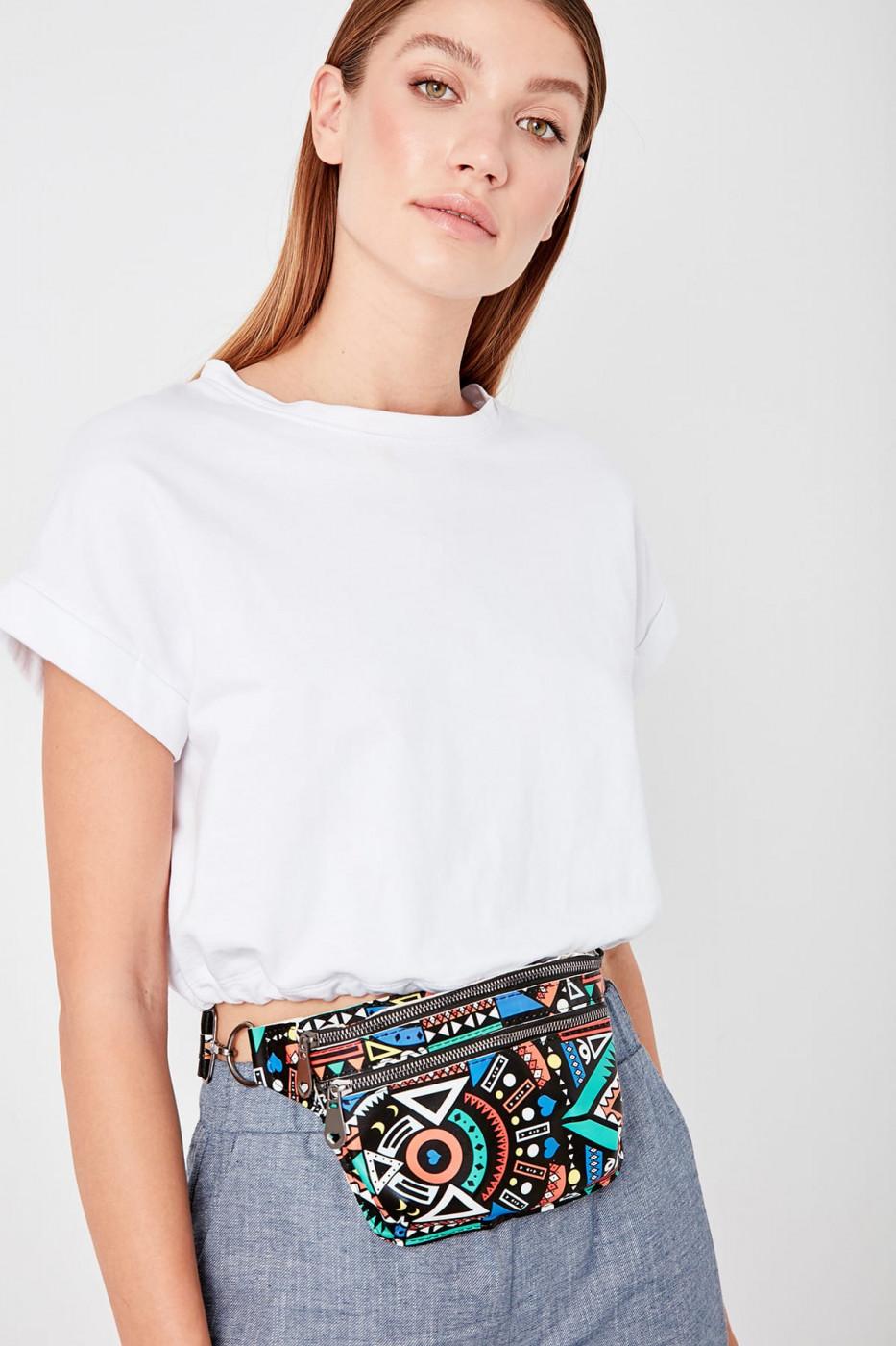 Trendyol Multicolored Women's Shoulder Bag