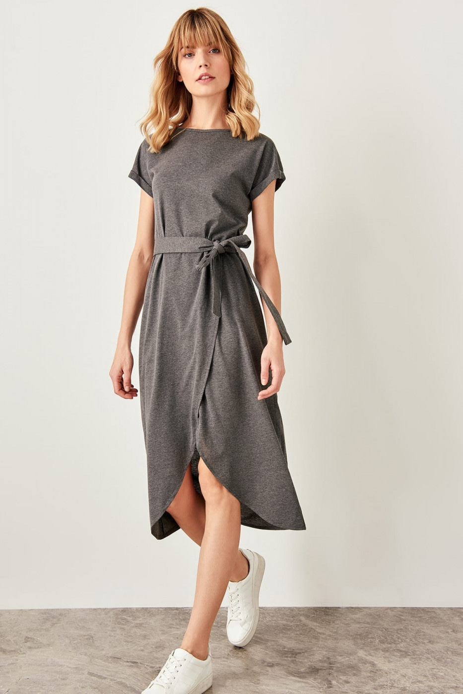 Dámske šaty Trendyol Belted