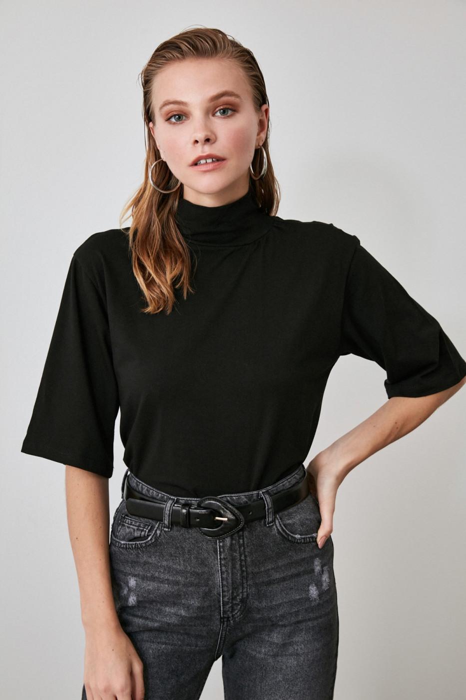 Women's Blouse Trendyol Monochrome