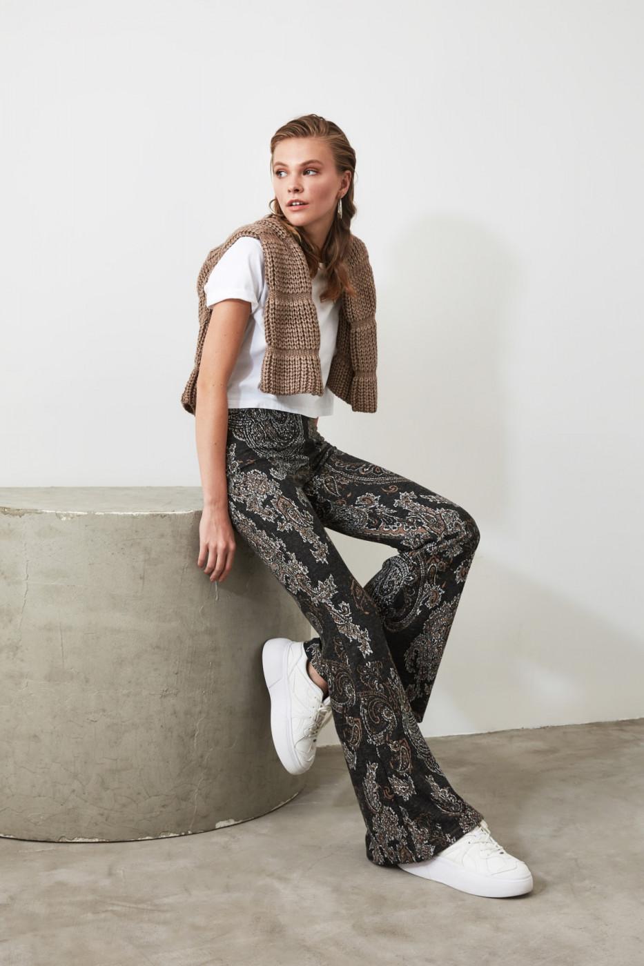 Trendyol Black Knitting Pants