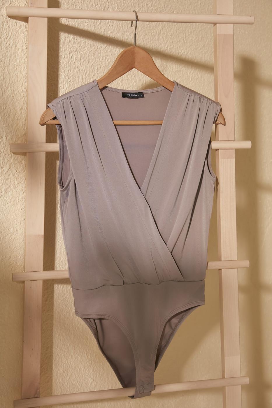 Trendyol Mink CruiseR Knitted Body