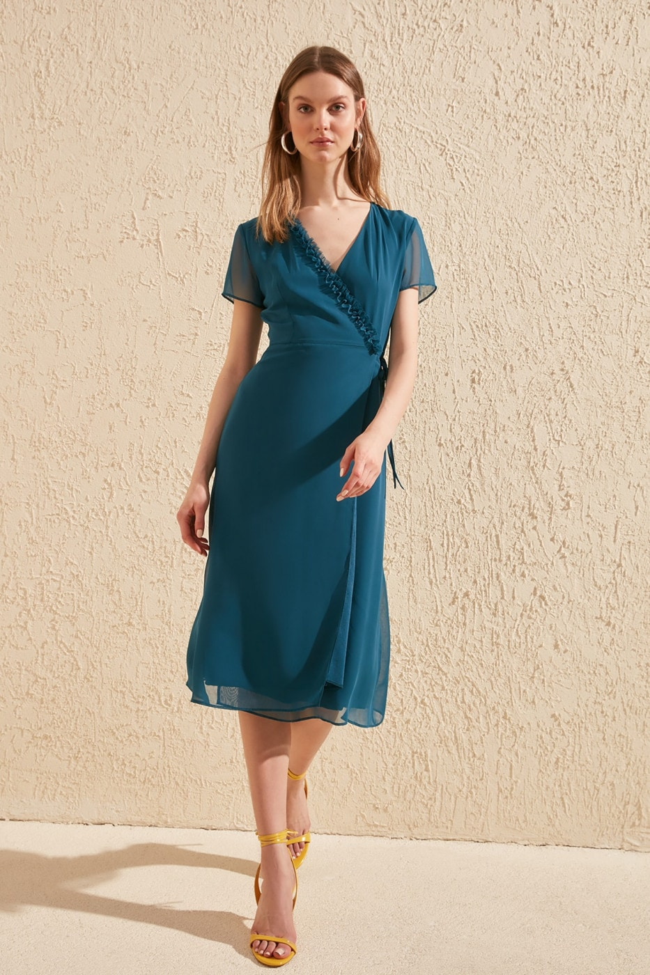 Women's dress Trendyol Detailed